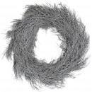 Kranz Erika, thick, diameter 50cm, white washed